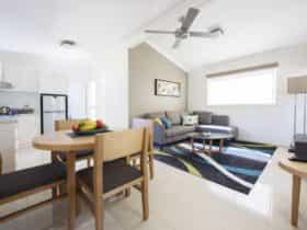 Premium Villa living space