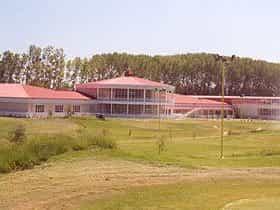 External view of the Golf Centre