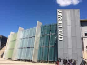 Civic Library exterior