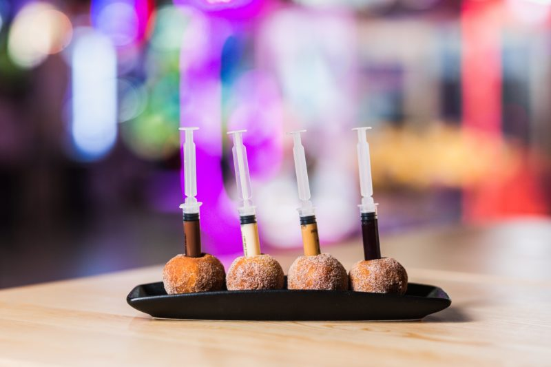 Injectable Donuts