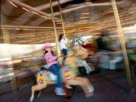 Riding the merry-go-round