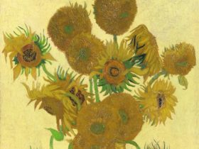 Vincent van Gogh. Sunflowers. 1888. © National Gallery, London