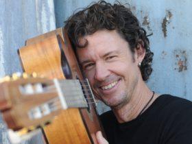 Bruce Mathiske: Guitar Artistry, Live Music & Live Art