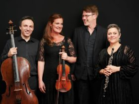 Diana Doherty and Streeton Trio