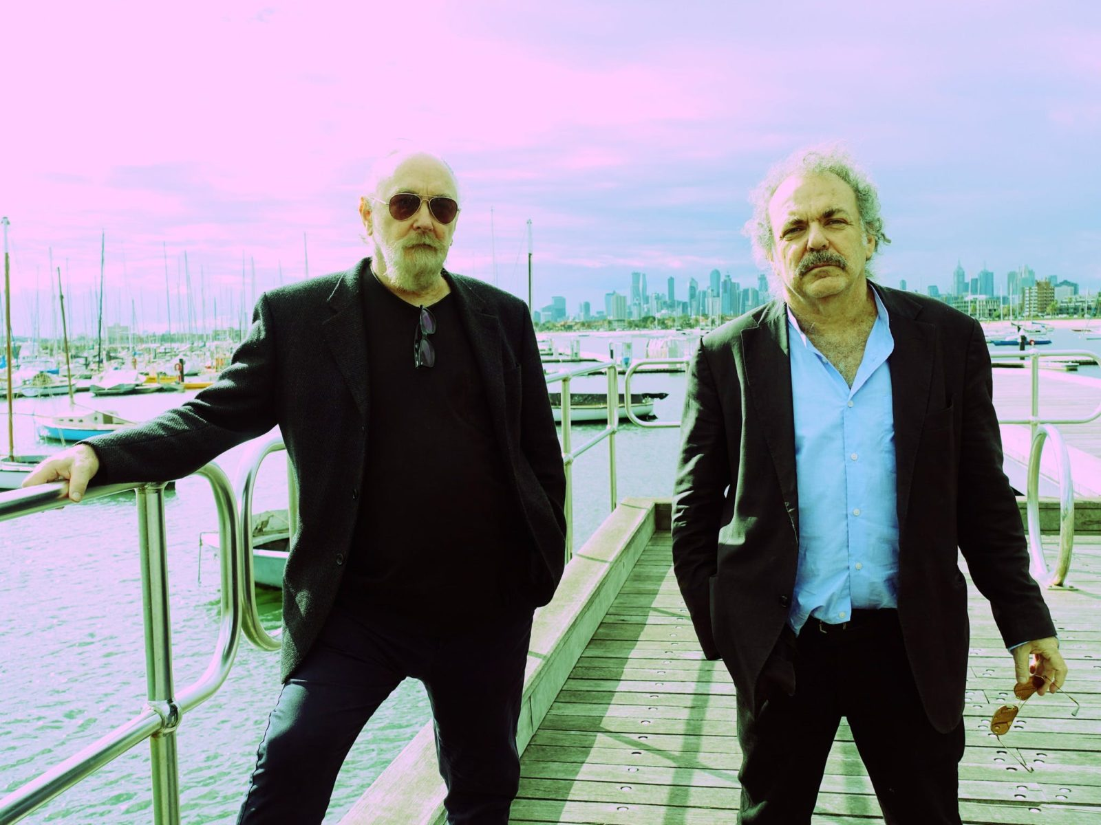 Ed Kuepper with Jim White