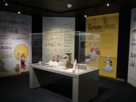 Ginger Meggs: 100 Years of Adventure Exhibition