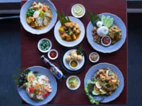 Authentic Malaysian Cuisine