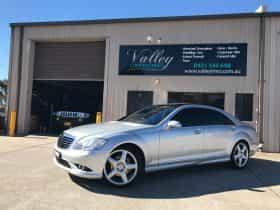 VIP Mercedes S ClassS Class