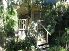 Guest private entrance
