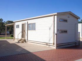 Cabin Five External