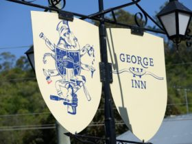 George 4th Inn Hotel Accommodation