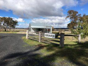 photo of Gimardi entrance