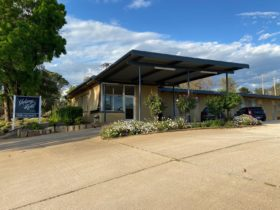 """alt=""""The Gulgong Motel is the place to stay to enjoy a quaint experience in Gulgong's historic gold"""""""