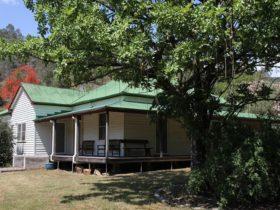 Karamea Homestead, Curracabundi National Park. Photo: OEH/Sean Thompson