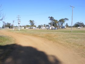 Narrabri Showground Camping Area