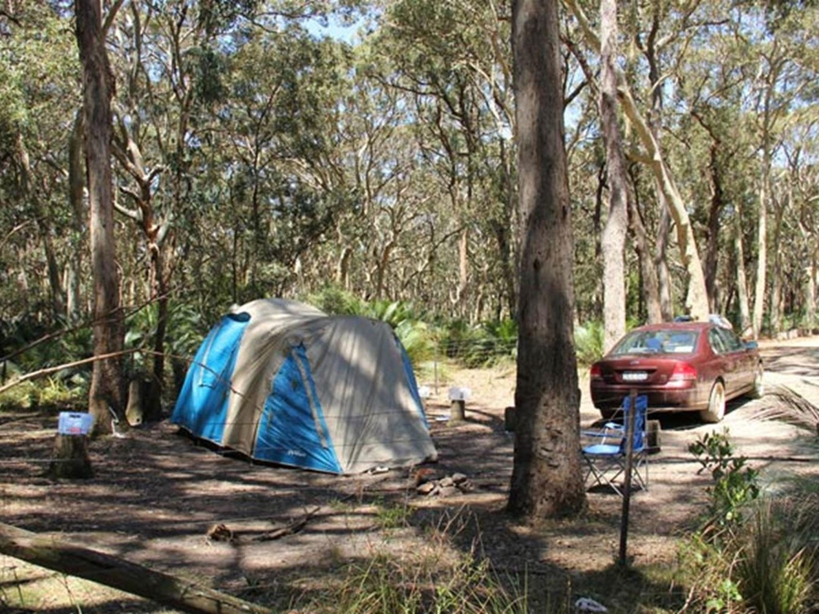 North Head Campground, Murramarang National Park. Photo: John Yurasek/NSW Government