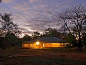 Redbank Homestead, Gundabooka State Conservation Area. Photo: Boris Hlavica/NSW Government