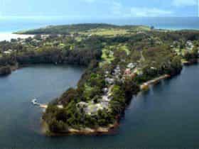 Regatta Point Holiday Park