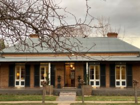 Cawarra on the Park Mudgee - Front