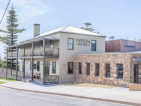 Tathra Hotel Heritage accommodation in Sapphire Coast.