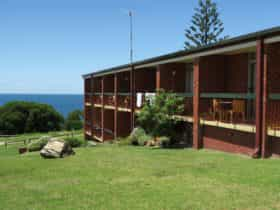 Tathra Hotel Motel ocean view