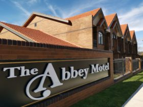 The Abbey Motel