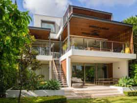 Multi level luxury home