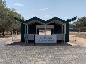 Walgett Showground Camping