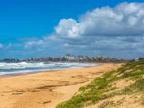 Wollongong Surf Leisure Resort Beach Access
