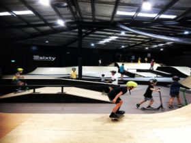 3Sixty Indoor Skate Park, Wollongong