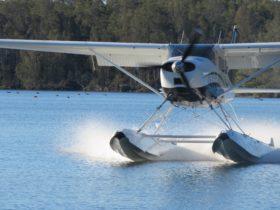Eastern Air Services Port Macquarie Seaplane