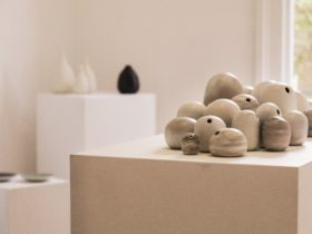 Art exhibition at Alternburg in Braidwood