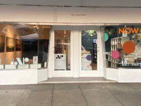 New shop front Art Partners Australia