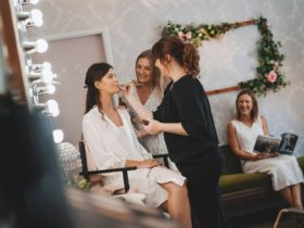 Blushed and Beautiful Pamper Packages