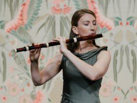 Melissa Farrow, Principal Baroque Flute