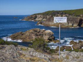 Chamberlain Lookout, Tathra, Sapphire Coast