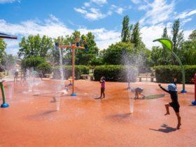 City Park - Splash Pad