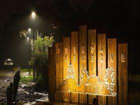 Entrance - Cooinda Reserve