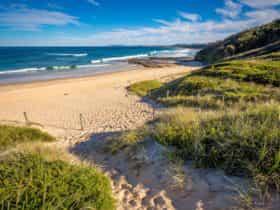 Coomee Nulunga Beach