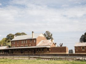 Cootamundra West Railway Station