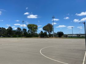 Coronation Park Netball and Soccer Complex