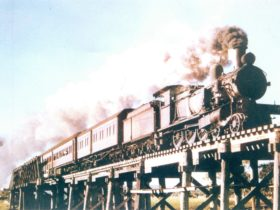 Dunedoo Museum and Railway Station.
