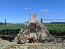 F111 Crash Site Memorial