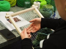 Tapestry Weaving with Natalie Miller