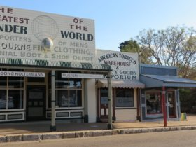 Gulgong Holtermann Museum renovated State Heritage listed buildings