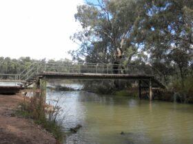 Junction Island bridge