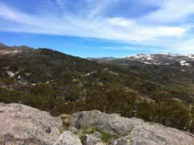View of Summit Walk