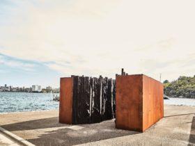 Les Sculptures Refusées – Sculpture walk at Q Station