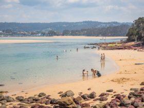Bar Beach, Merimbula, Sapphire Coast, beaches