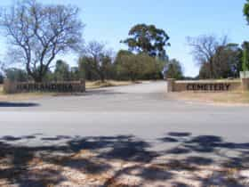 Narrandera Cemetery